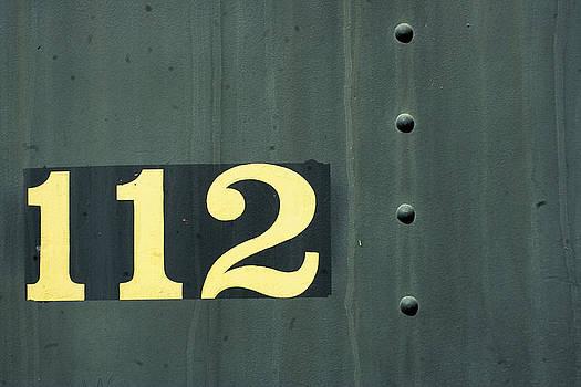 112 by Brad Holderman