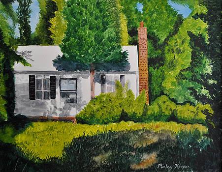 124 Parsons by Mickey Krause