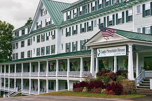 12736 Eagle Mountain House by John Prichard