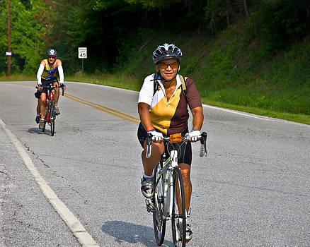 Bicycle Ride Across Georgia by Susan Leggett