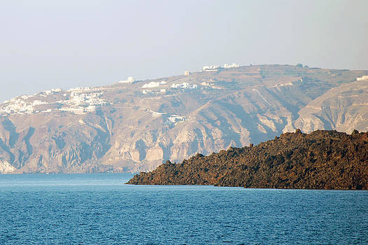Harvey Barrison - Santorini Island