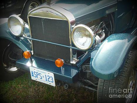 Art Studio - 1926 Model T  Ford - Front