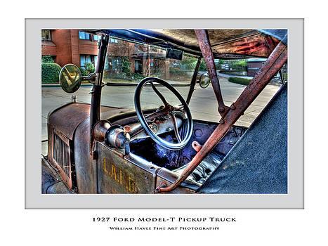 William Havle - 1927 Model-T
