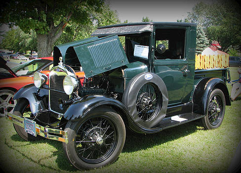 1929 Ford Pick Up by Victoria Sheldon