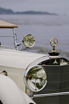 Jill Reger - 1929 Mercedes-Benz S Tourer Hood Ornament