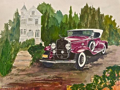 Frank SantAgata - 1930 Cadillac II