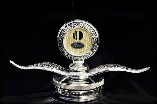 Saija  Lehtonen - 1930 Ford Hood Ornament
