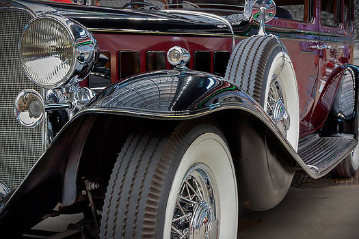 James Woody - 1932 Cadillac V12