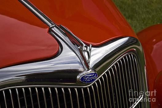Tim Mulina - 1936 Ford V8 Hood Ornament