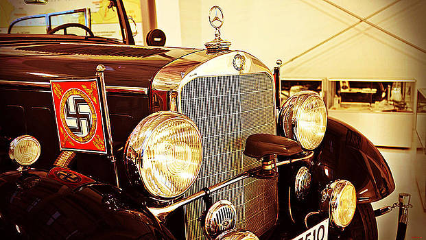 1939 Mercedes Benz by SM Shahrokni