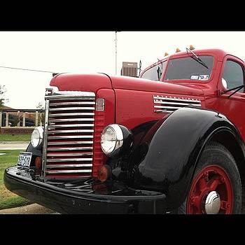 1947 International Kb-6 Truck by Will Lopez