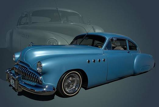 Tim McCullough - 1949 Buick Custom Low Rider