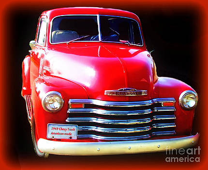 Scott B Bennett - 1949 Chevy TruckAmerican Made
