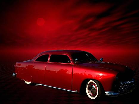 Tim McCullough - 1949 Ford Custom Street Rod