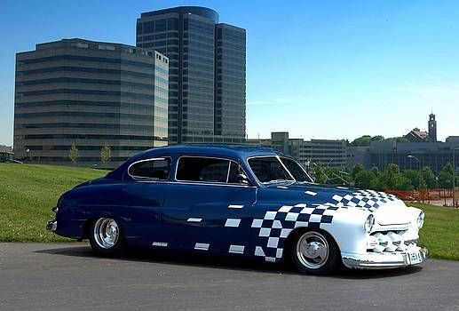 Tim McCullough - 1949 Mercury Custom Street Rod