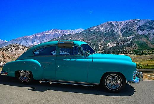 Tim McCullough - 1950 Chevrolet with Window Air Conditioning