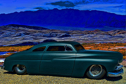 Tim McCullough - 1950 Mercury Low Rider