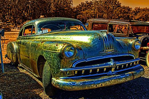 Tim McCullough - 1950 Pontiac Low Rider