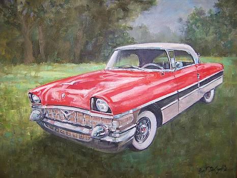 1956 Packard by Bart DeCeglie