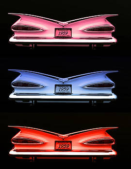 Tim McCullough - 1959 Chevrolet Eyebrow Tail Lights