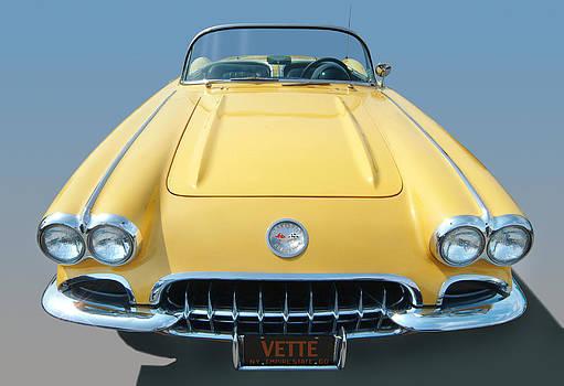 1960 Corvette 2 by Bryan Allen