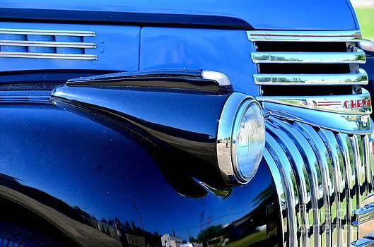 Maria Urso  - 1964 Chevy Pickup Reflections