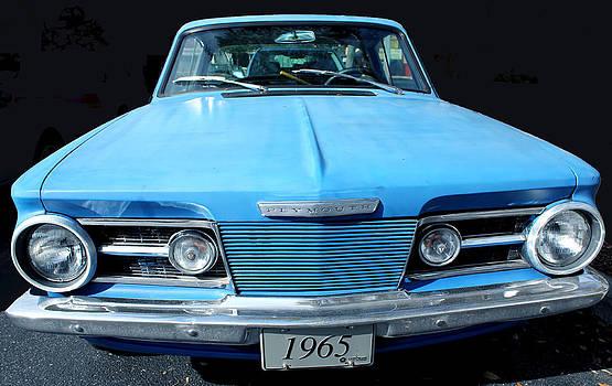 1965 Barracuda by Bridget Finn