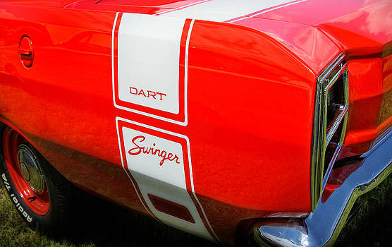 Expressive Landscapes Fine Art Photography by Thom - 1969 Dodge Dart Swinger 340