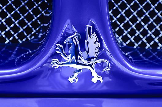 Jill Reger - 1969 Iso Grifo Grille Emblem