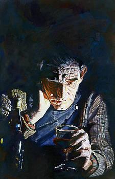 1984 by Michael Haslam