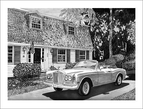 Jack Pumphrey - Rolls Royce Corniche