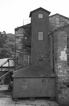 19th centutry Factory I by Ed Bertorello