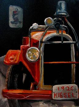 1926 Kissel Fire truck by Wendie Thompson