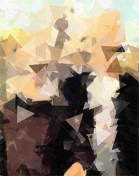 Abstract Gothic by Mark Einhorn