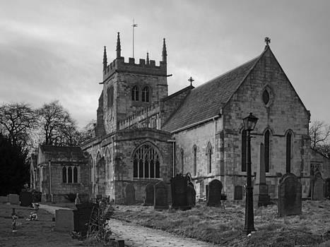 All Saints Sherburn in Elmet by Steve Watson