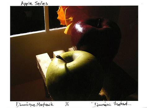Apple Series by Domonique Mayhawk