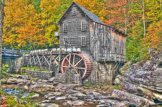 Babcock Mill by Mike Wilson