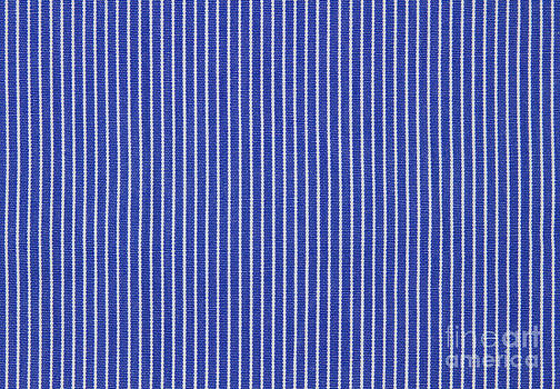 Blue and White Stripes by Blink Images