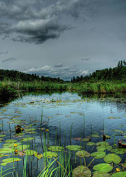 Bottomless Lake by Heather  Rivet