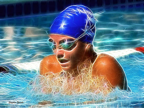 Breaststroke by Stephen Younts