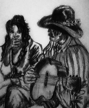 Cowboy Tune by Scott Hawkman