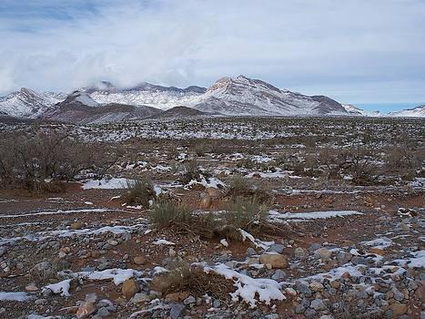 Desert Snow by Jonathan Barnes