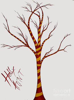 Dr.seussish Tree by Holly Hunt