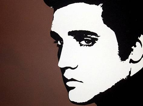 Elvis by Dan Carman