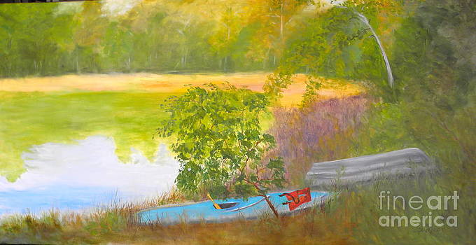 Ethereal Summer's Day by Julie Sauer