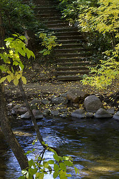 Fall River Walk by Don Hill