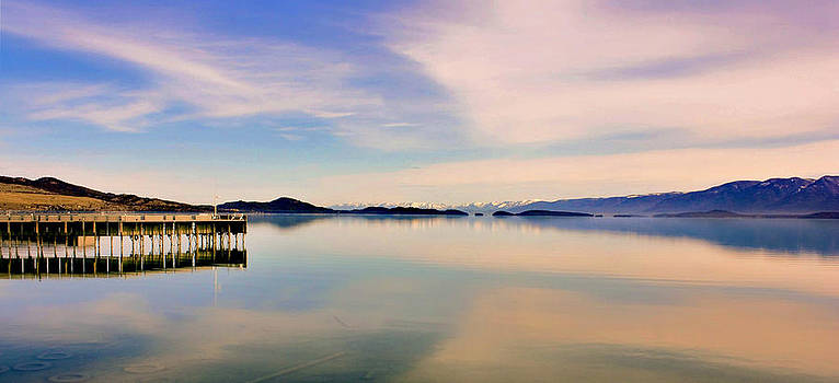 Flathead Lake II by William Kelvie