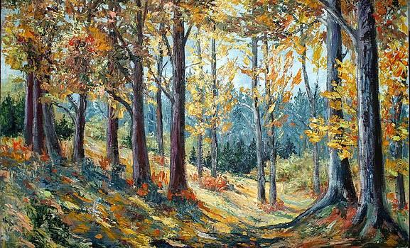 Forest 2 by Stanislav Zhejbal