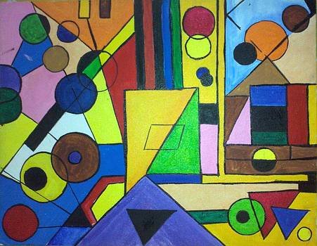 Geometrical by Sonali Singh