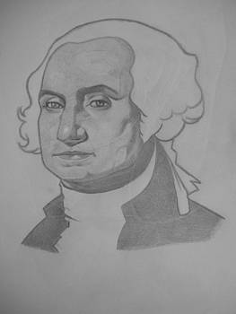 George Washington by Jeremiah Cook